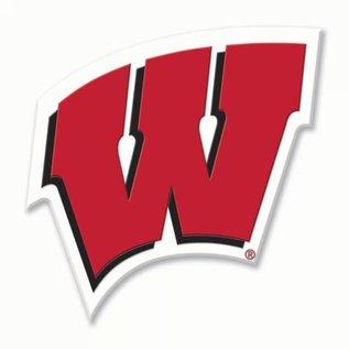 WinCraft, Inc. Wisconsin Badgers Flexible Logo Magnet