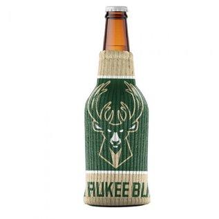 WinCraft, Inc. Milwaukee Bucks Knit Bottle Cooler