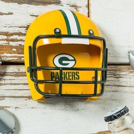 Evergreen Enterprises Green Bay Packers Helmet Wall Mount Bottle Opener