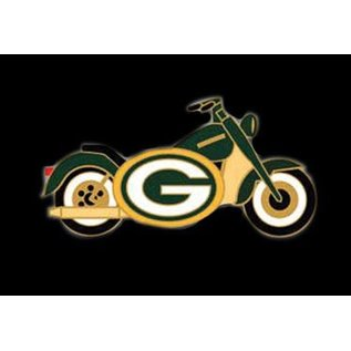 Gift Pro Green Bay Packers Motorcycle Pin