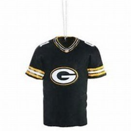 Green Bay Packers Jersey Ornament