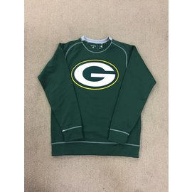 Antigua Green Bay Packers Men's Volt Crewneck Sweatshirt