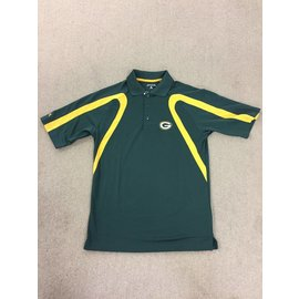Antigua Green Bay Packers Point Polo Shirt