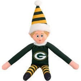 Green Bay Packers Elf on the Shelf