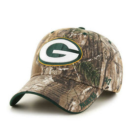 '47 Brand Green Bay Packers '47 Realtree Frost MVP Adjustable Hat