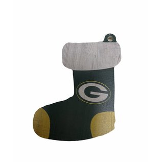 Fan Creations Green Bay Packers Stocking Ornament