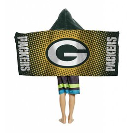 Green Bay Packers Hooded Towel