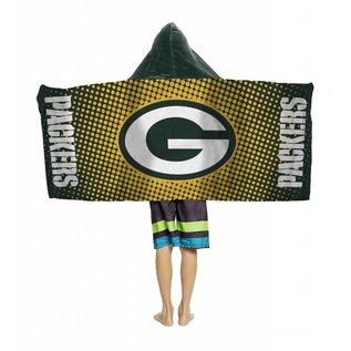 Green Bay Packers Hooded Towel
