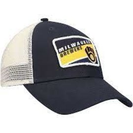'47 Brand Milwaukee Brewers Youth Woodlawn MVP Hat