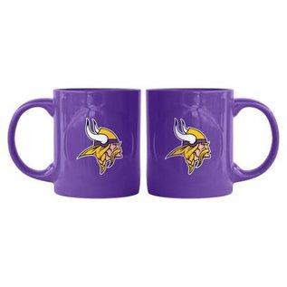 Boelter Brands LLC Minnesota Vikings 11 oz  Rally  Coffee Mug