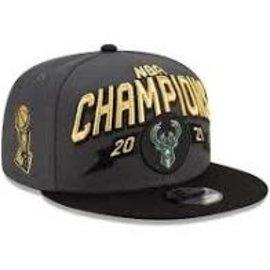 New Era Milwaukee Bucks Champions Hat