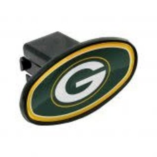 WinCraft, Inc. Green Bay Packers Oval Hitch Cover