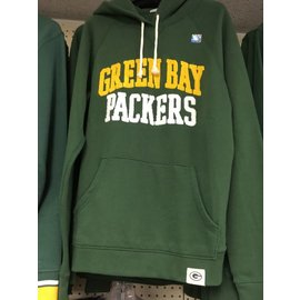 Green Bay Packers Men's Green Hoodie