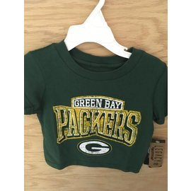 Green Bay Packers Toddler Green Short Sleeve Tee