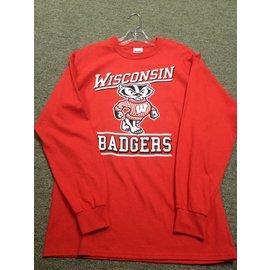 Wisconsin Badgers Men's Long Sleeve Tee