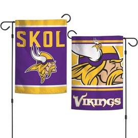 WinCraft, Inc. Minnesota Vikings Garden Flag