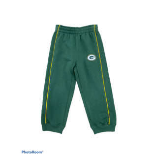 Outerstuff Green Bay Packers Toddler Green Sweatpants