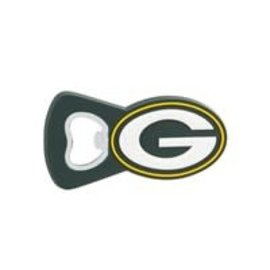 Evergreen Enterprises Green Bay Packers PVC Magnet Bottle Opener