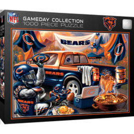 Chicago Bears Gameday Puzzle