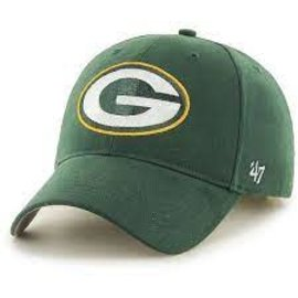 '47 Brand Green Bay Packers Toddler Basic MVP Adjustable Hat