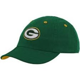 Outerstuff Green Bay Packers Infant Team Slouch Hat