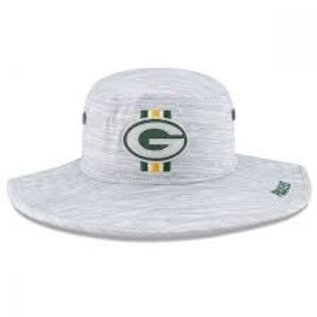 New Era Green Bay Packers 2021 Training Camp Panama Bucket Hat