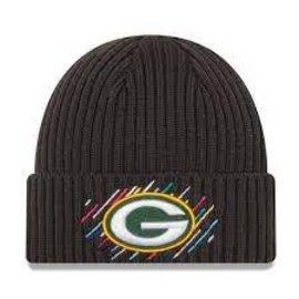 New Era Green Bay Packers Men's Crucial Catch 2021 Knit Hat