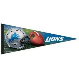 WinCraft, Inc. Detroit Lions 12x30 Premium Pennant
