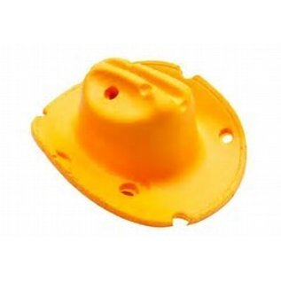 Foamation Cheese Cowboy Hat