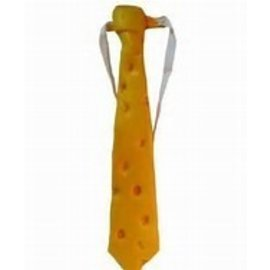 Cheese Neck Tie