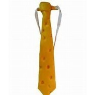 Foamation Cheese Neck Tie