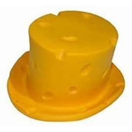 Foamation Cheese Top Hat