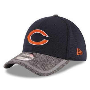 Chicago Bears 39-30 TC hat - navy with Charcoal bill