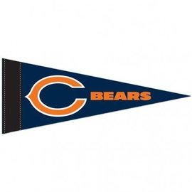 WinCraft, Inc. Chicago Bears 4x10 Mini Pennant