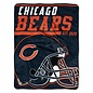 Northwest Chicago Bears 46x60 Micro Raschel Throw
