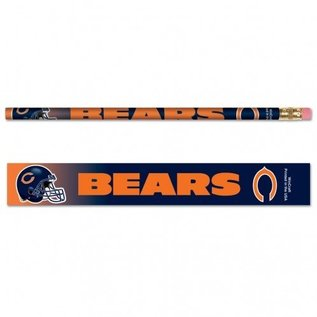 Chicago Bears 6 pack of pencils