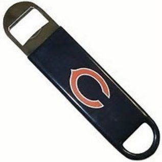"Chicago Bears 7"" Vinyl Coated Bottle Opener"