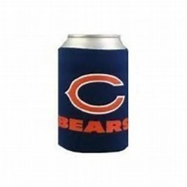 Kolder Chicago Bears Blue Can Cooler