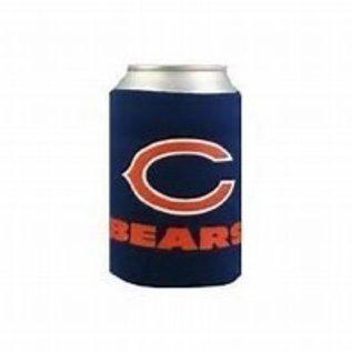 Kolder Chicago Bears Blue Can Cooler