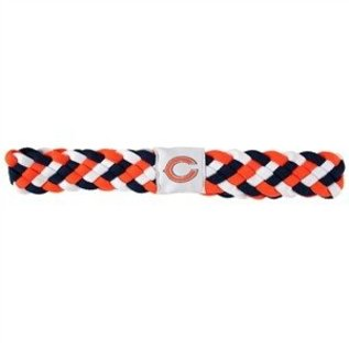 Little Earth Chicago Bears Braided Headband