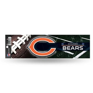 Rico Industries, Inc. Chicago Bears Bumper Sticker