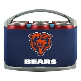 Boelter Brands LLC Chicago Bears Cool Six Pack Cooler