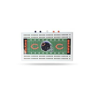 Rico Industries, Inc. Chicago Bears Cribbage Board
