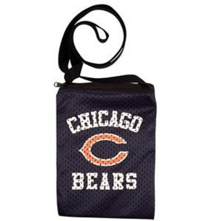 Little Earth Chicago Bears Game Day Pouch
