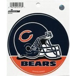 Rico Industries, Inc. Chicago Bears Round Decal