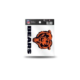 Rico Industries, Inc. Chicago Bears Small Static Cling