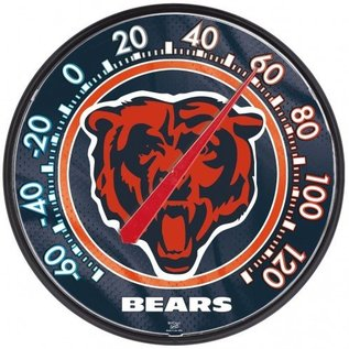 Chicago Bears Thermometer