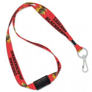 WinCraft, Inc. Chicago Blackhawks Lanyard