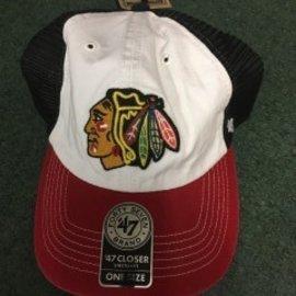 Chicago Blackhawks McKinley Closer Stretch Fit Hat