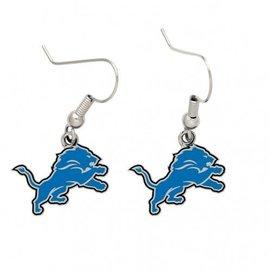 WinCraft, Inc. Detroit Lions Dangle Earrings